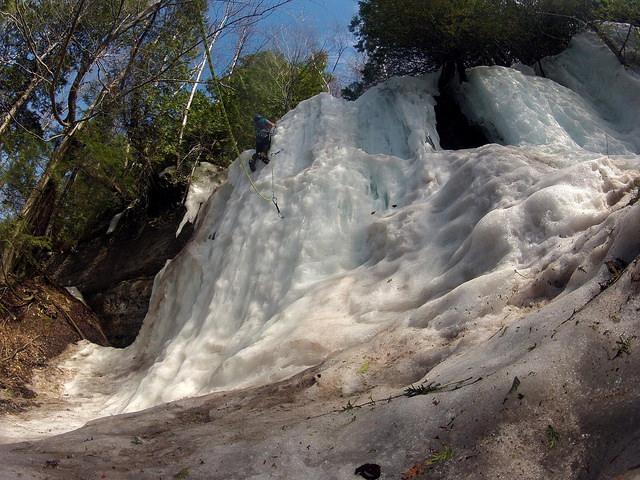 Ice Conditions- 4-16-15