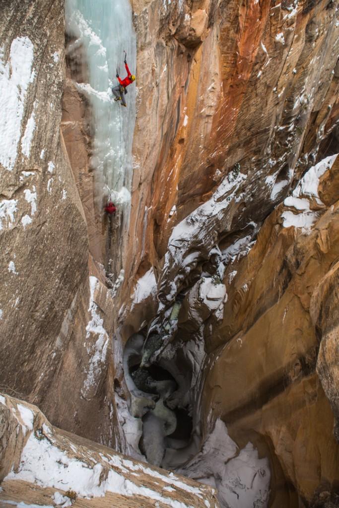 Scott Adamson & Angela VanWiemeersch, Kolob Canyon, Zion National Park, Utah
