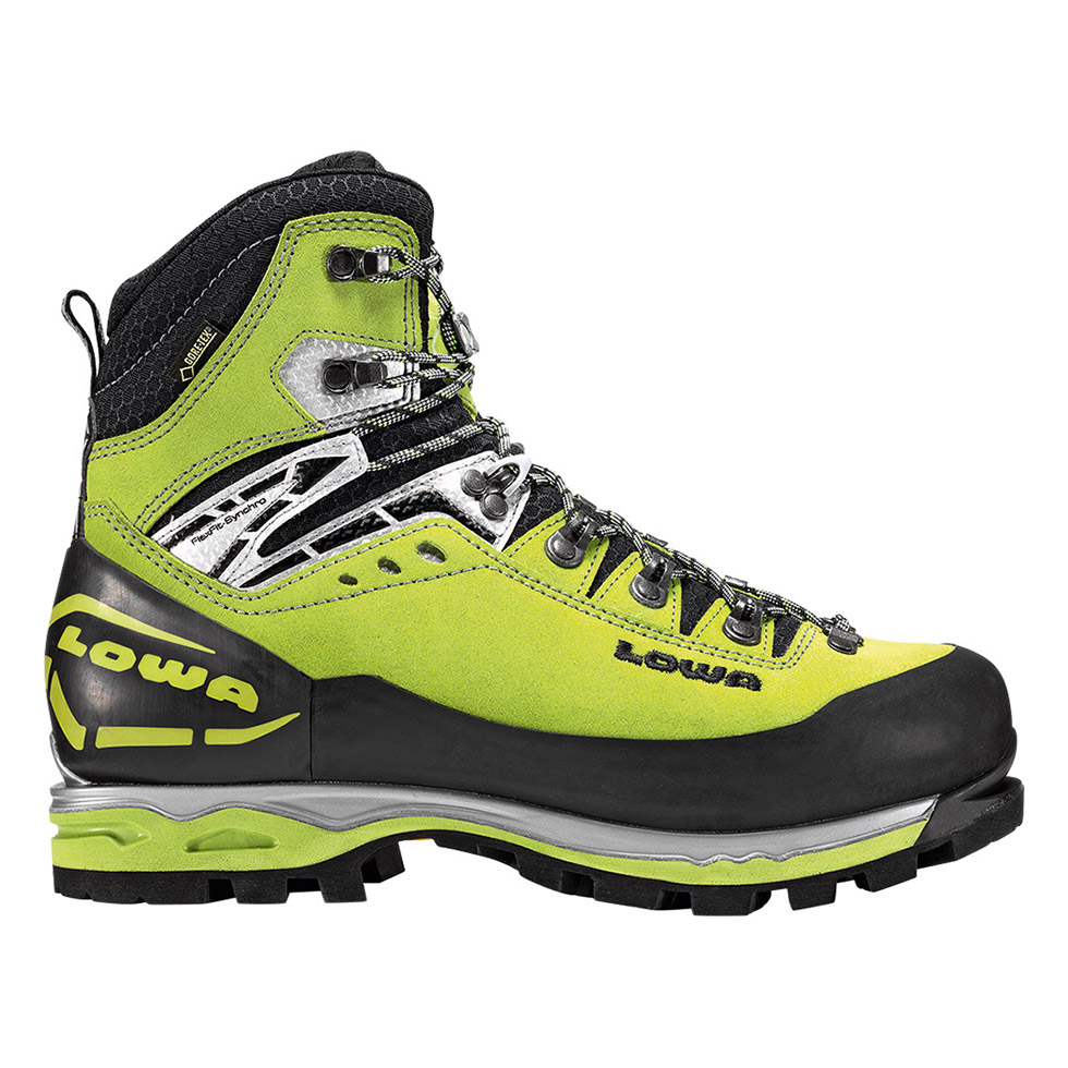 Lowa Boots To Make First Appearance At Ice Fest