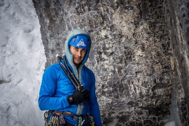 La Sportiva To Send Karsten Delap Back To Ice Fest!