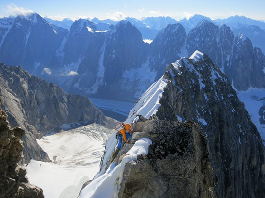 CAMP USA Presents Light & Fast Alpinism!