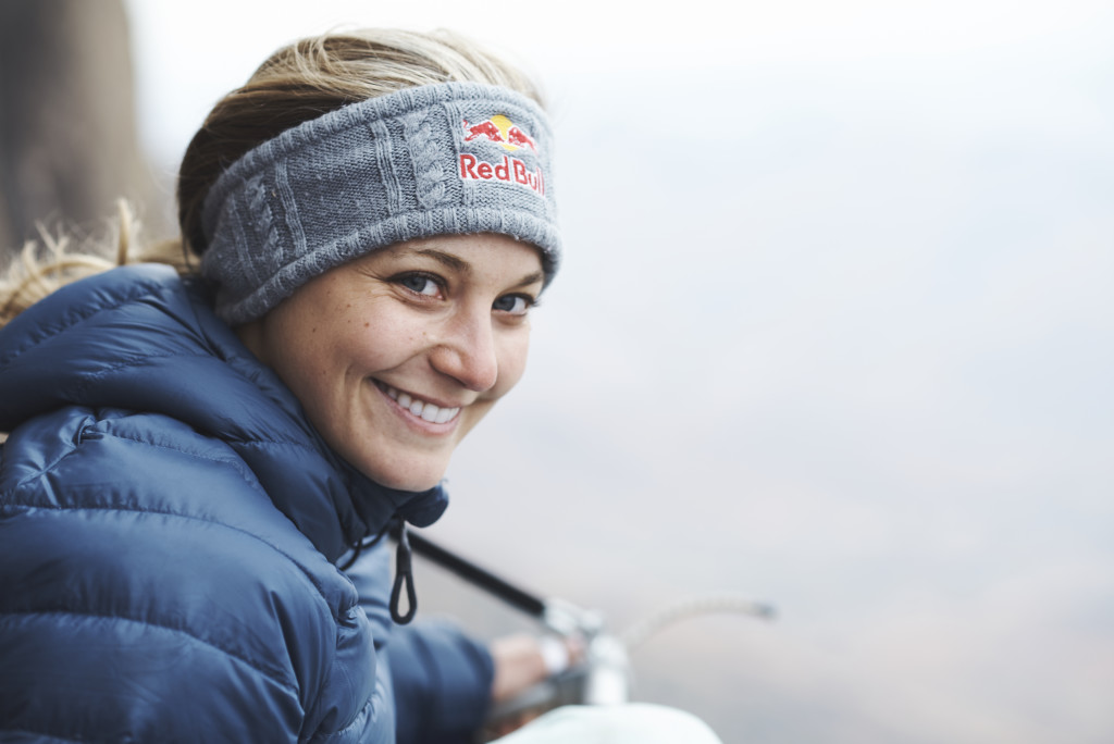 Sasha  DiGiulian To Make Her First Trip To Ice Fest!
