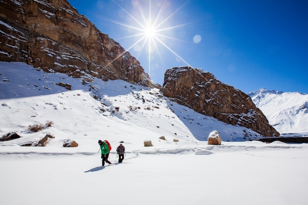 Ice Climbing In India Presentation- Karn Kowshik