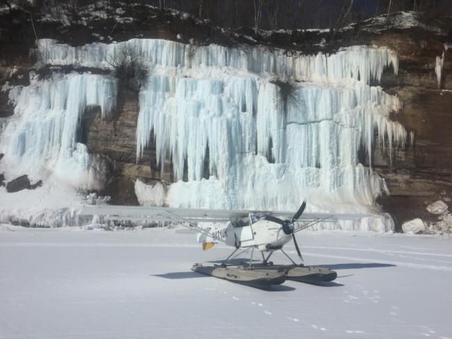 Ice Conditions 3-26-18
