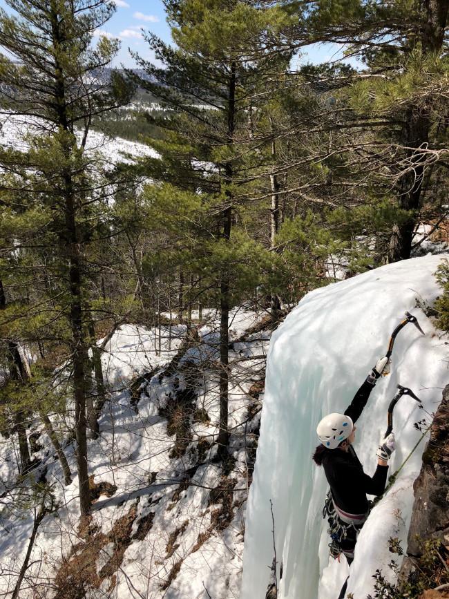 Ice Conditions 4-12-18