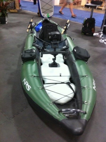 Nrs Pike Fishing Inflatable Kayak Review