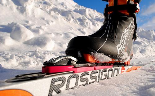 Skate Ski Lessons Cancelled For Tonight!