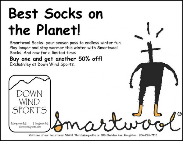 Score A Deal On Smartwool Socks!