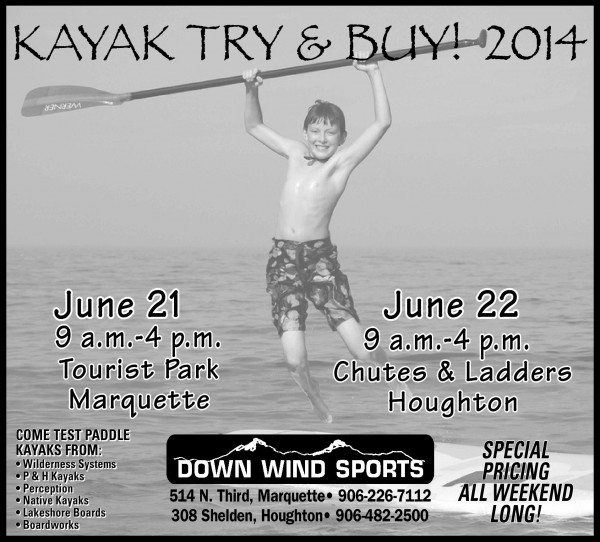 Downwind expo 6-16