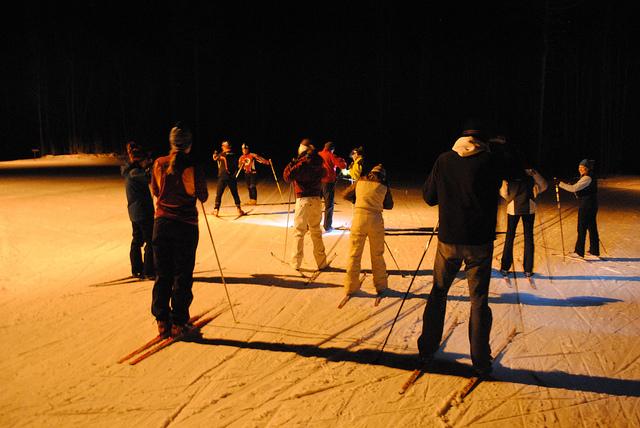 Skate Ski Lessons Start This Monday!