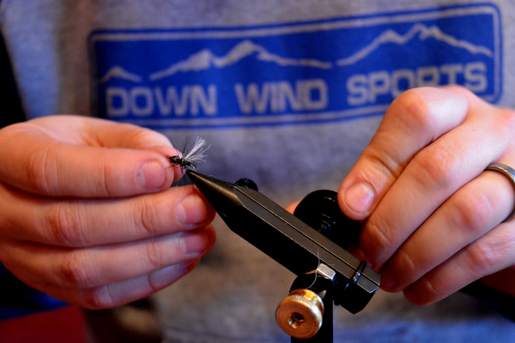 Fly Tying, Shute's And The Elusive Keweenaw Trout