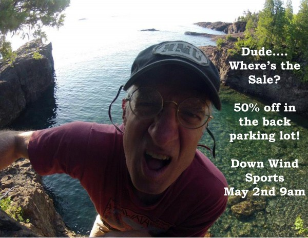 Camping Sale!