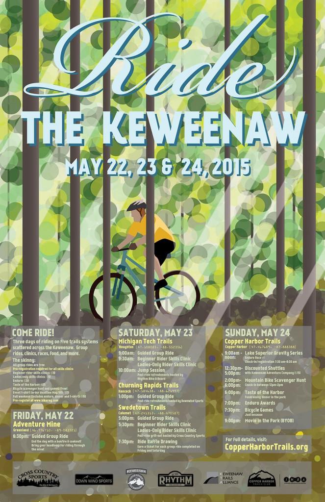 Ride The Keweenaw!