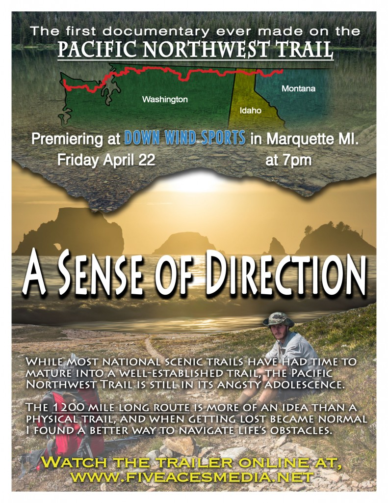 A Sense Of Direction Friday 7pm!