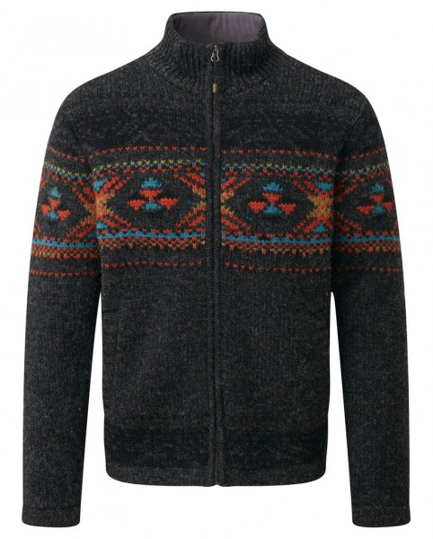 New Product- Sherpa Tembo Full Zip Sweater