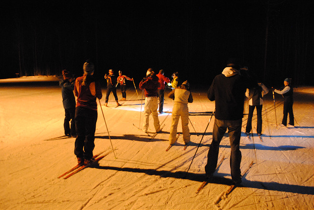 Skate Ski Lessons Are Starting!