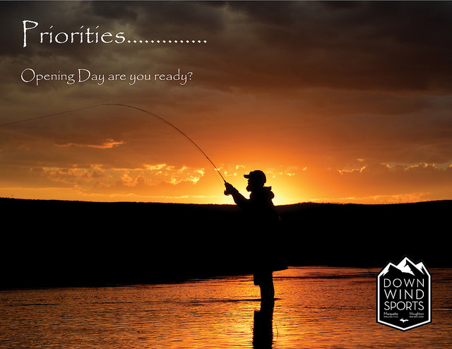 Opening Day Of Trout Season….Are You Ready?