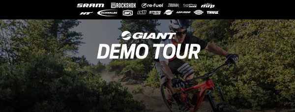 Giant Bicycles Demo South Trails Marquette Friday!