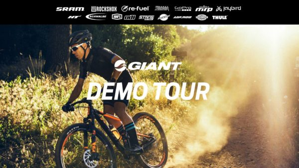 Giant Bicycle Demo Tour / LIV Experience Weekend Comes to Marquette!