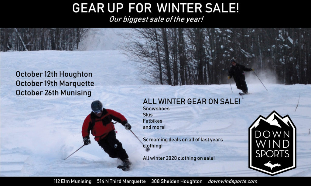Really Big Sale This Saturday Marquette